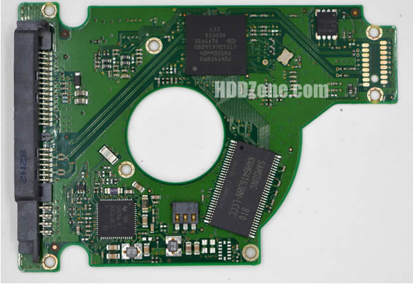 ST9160310AS Seagate PCB 100507727