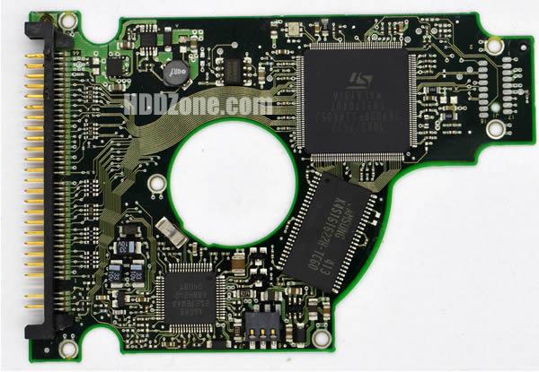 ST93012A Seagate PCB 100278186