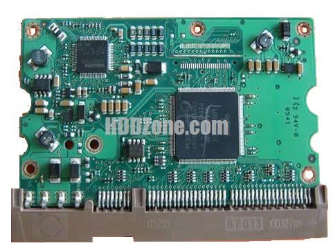 ST3400632A Seagate PCB 100335401
