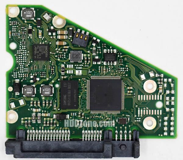 100690899 시게이트 하드디스크 기판 Seagate PCB