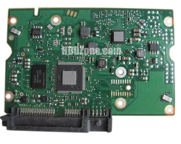 100706008 Festplatten Elektronik Controller Platine Seagate PCB