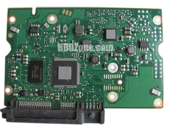 ST4000DX000 Seagate PCB 100706008