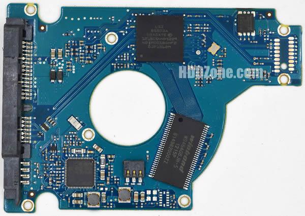 100664637 시게이트 하드디스크 기판 Seagate PCB