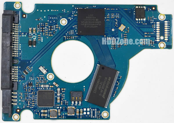 ST9500325AS Seagate PCB 100664637