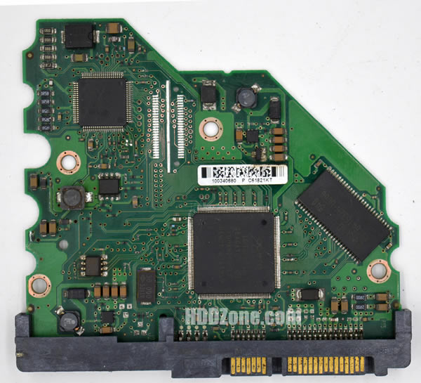 ST380817AS Seagate PCB 100336321
