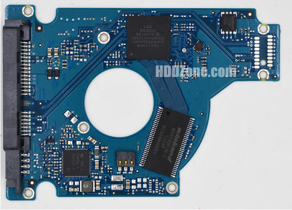 ST9500323CS Seagate PCB 100660535