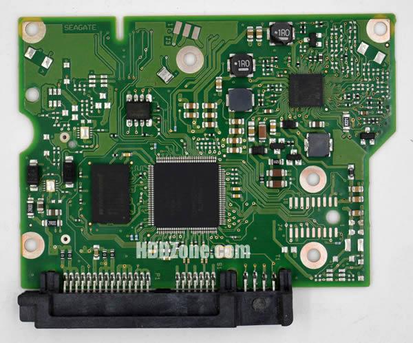 100674384 Festplatten Elektronik Controller Platine Seagate PCB
