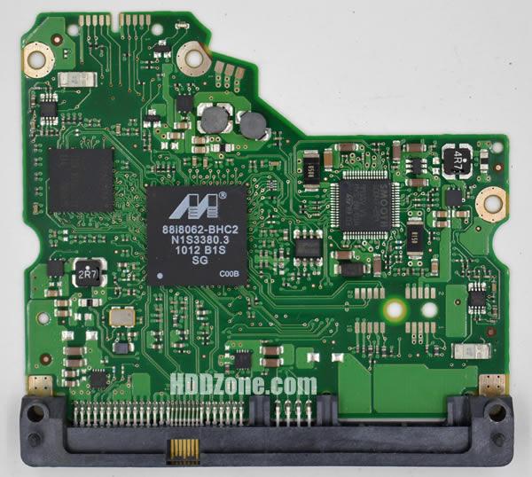 100549571 시게이트 하드디스크 기판 Seagate PCB
