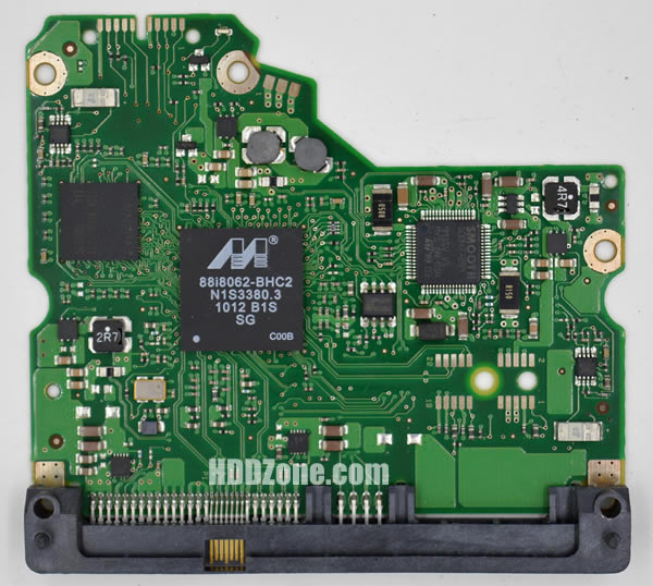 100549571 Festplatten Elektronik Controller Platine Seagate PCB