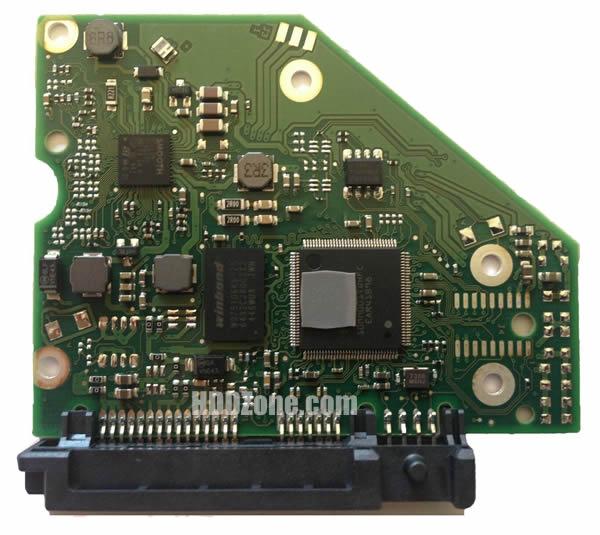 ST2000VX000 Seagate PCB 100749730