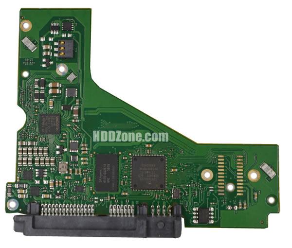 ST6000VX0001 Seagate PCB 100743767