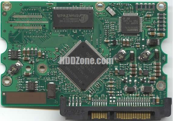 100337233 REV B carte PCB disque dur seagate