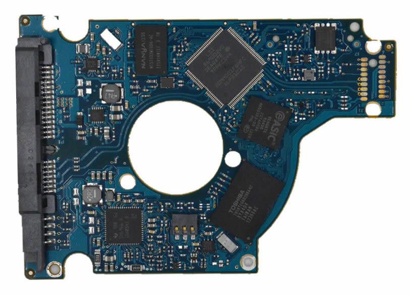 Seagate 100705349 PCB