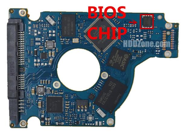 100731589 시게이트 하드디스크 기판 Seagate PCB