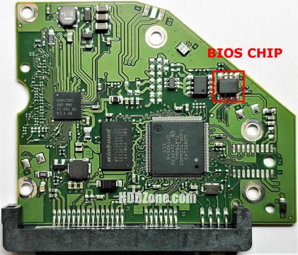 100774000 시게이트 하드디스크 기판 Seagate PCB