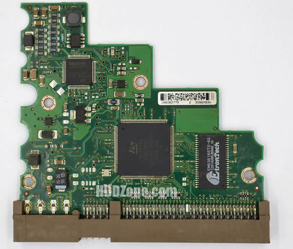 ST3160021A Seagate PCB 100291893