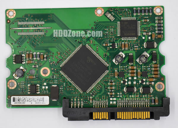 ST3400632NS Seagate PCB 100350106