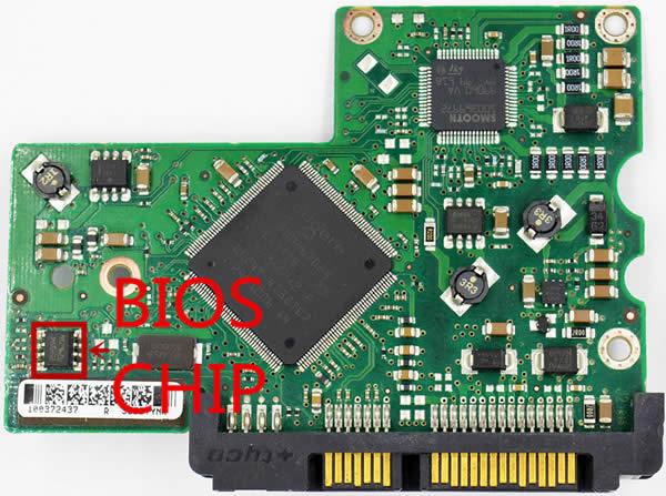 100367024 시게이트 하드디스크 기판 Seagate PCB