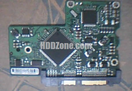 STM3160812AS Seagate PCB 100367025