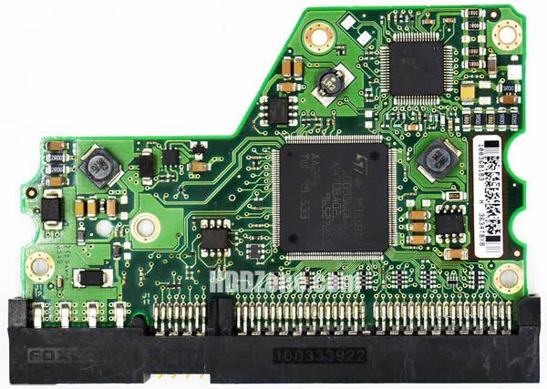 100368182 시게이트 하드디스크 기판 Seagate PCB