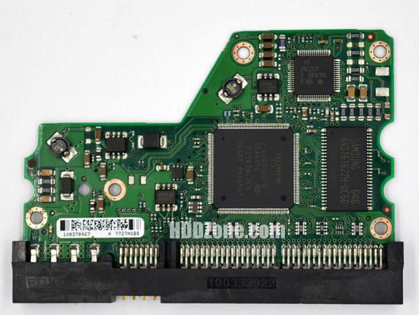 ST3402111A Seagate PCB 100370468