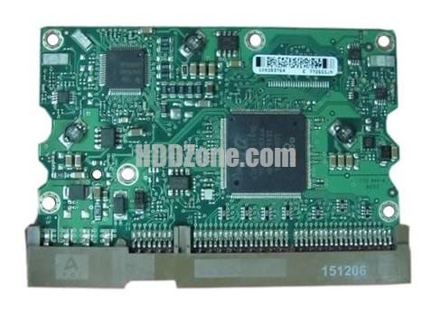 ST3750640A Seagate PCB 100383767