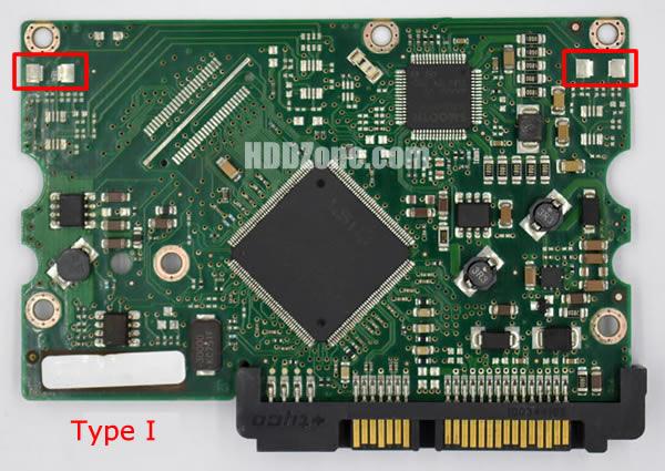 100406533 시게이트 하드디스크 기판 Seagate PCB