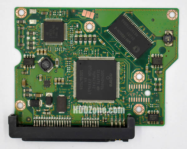 ST3160215AS Seagate PCB 100422559