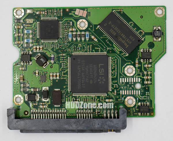 100428473 REV C carte PCB disque dur seagate