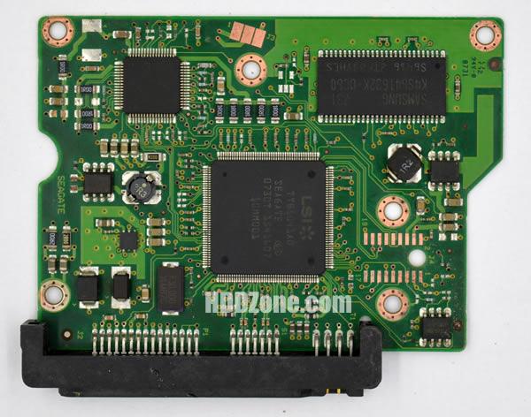 100442000 Festplatten Elektronik Controller Platine Seagate PCB