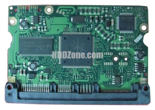 100458675 Festplatten Elektronik Controller Platine Seagate PCB