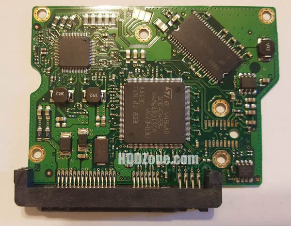 ST380815AS Seagate PCB 100470387