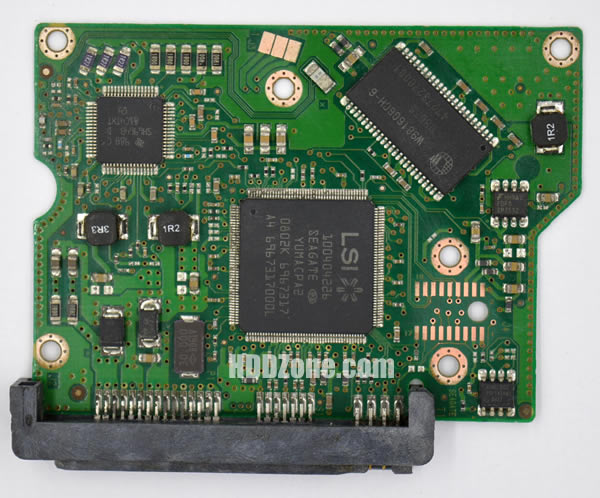 STM380215AS Seagate PCB 100473090