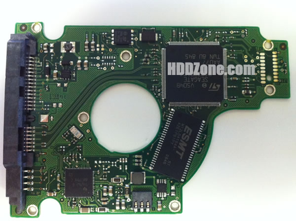 ST9250827AS Seagate PCB 100484444