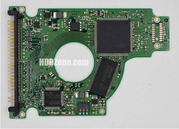ST9100823A Seagate PCB 100342240
