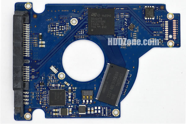 ST9160310AS Seagate PCB 100513491