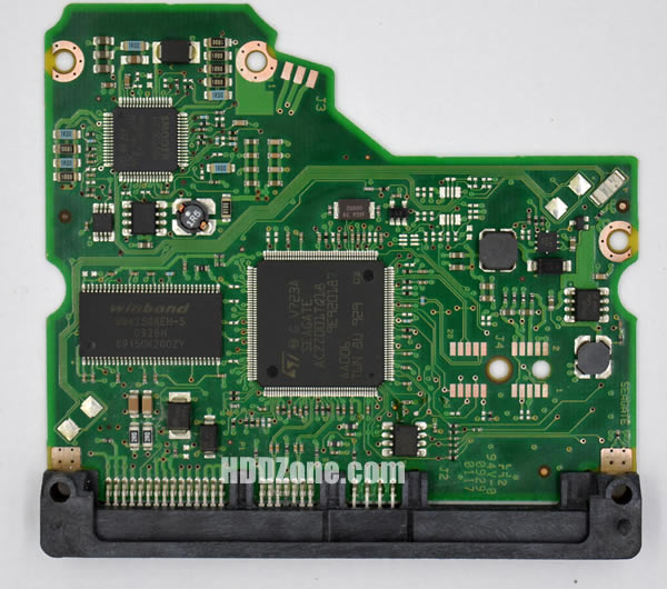 100530756 시게이트 하드디스크 기판 Seagate PCB