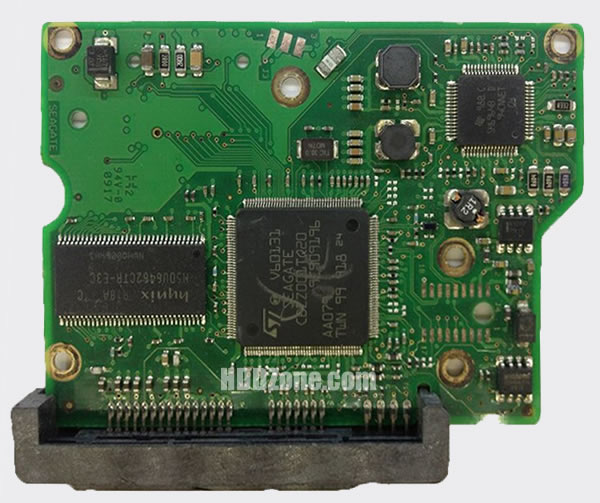 STM3250318AS Seagate PCB 100532367 REV B