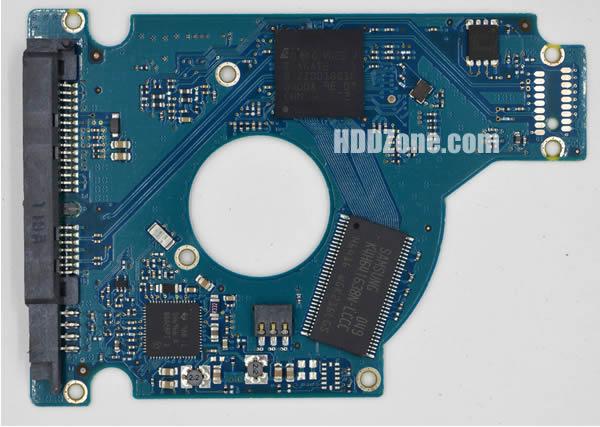 100536286 REV E carte PCB disque dur seagate