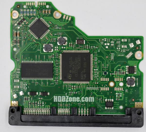 ST31000528AS Seagate PCB 100536501 REV A