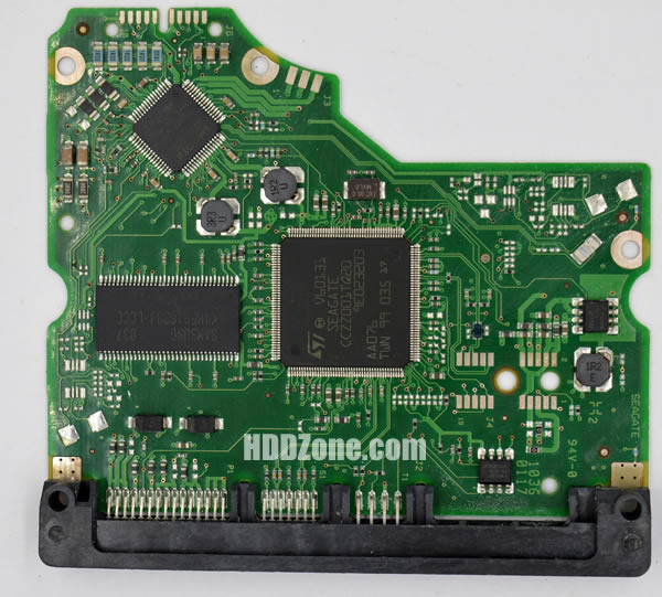 ST31500541AS Seagate PCB 100536501 REV A