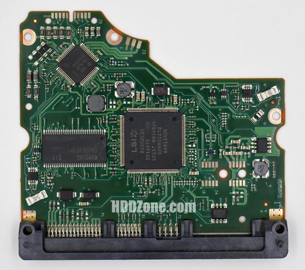 ST31000526SV Seagate PCB 100574451 REV A
