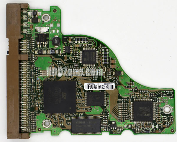 ST340810A Seagate PCB 100139362