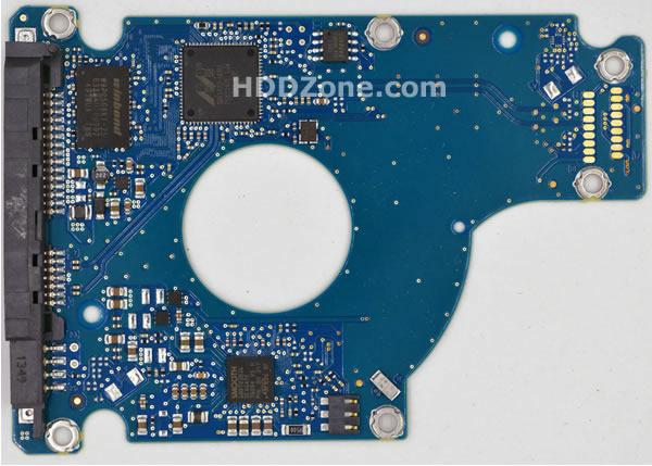 Seagate 100731207 PCB