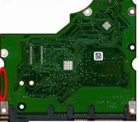 Seagate PCB 100536501 Circuit Board