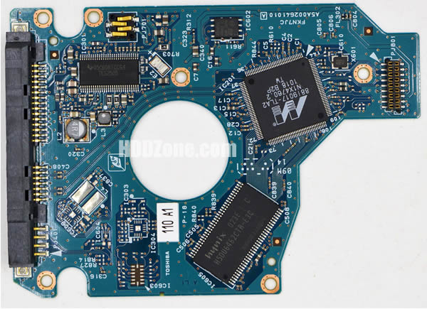 MK6465GSXW Toshiba PCB G002641A