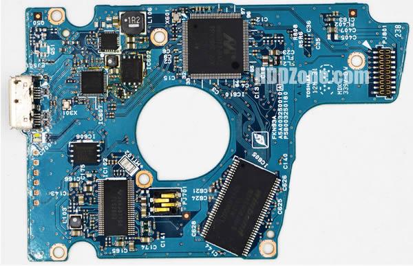 Toshiba PCB G003250A