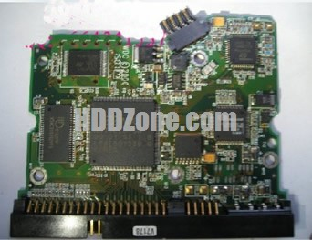 WD400BB WD PCB 2060-001062-004
