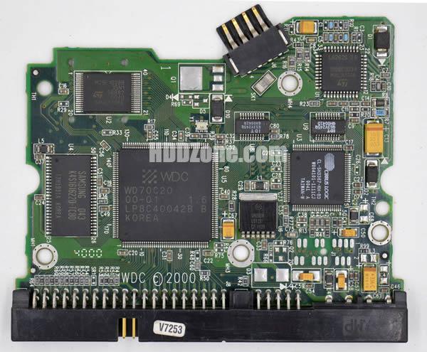 2060-001068-001 웨스턴 디지털 하드디스크 기판 WD PCB