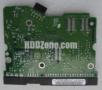WD100EB WD PCB 2060-001068-001